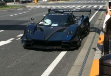 Pagani Zonda Revolucion 5 of 5 Delivered to Japan