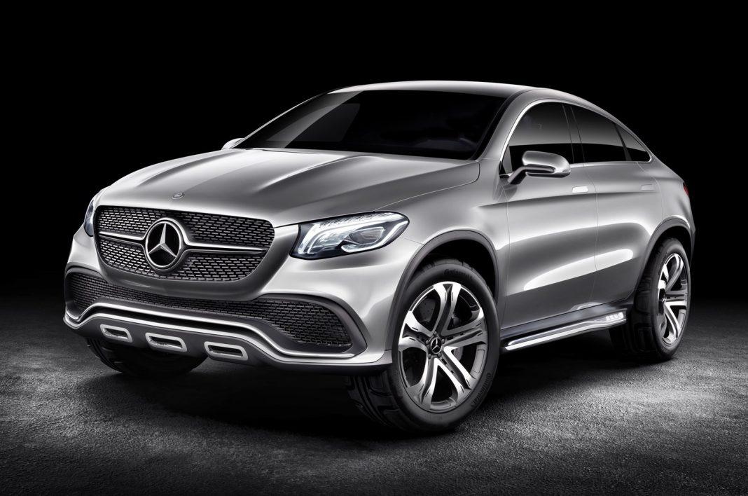 Mercedes Concept SUV