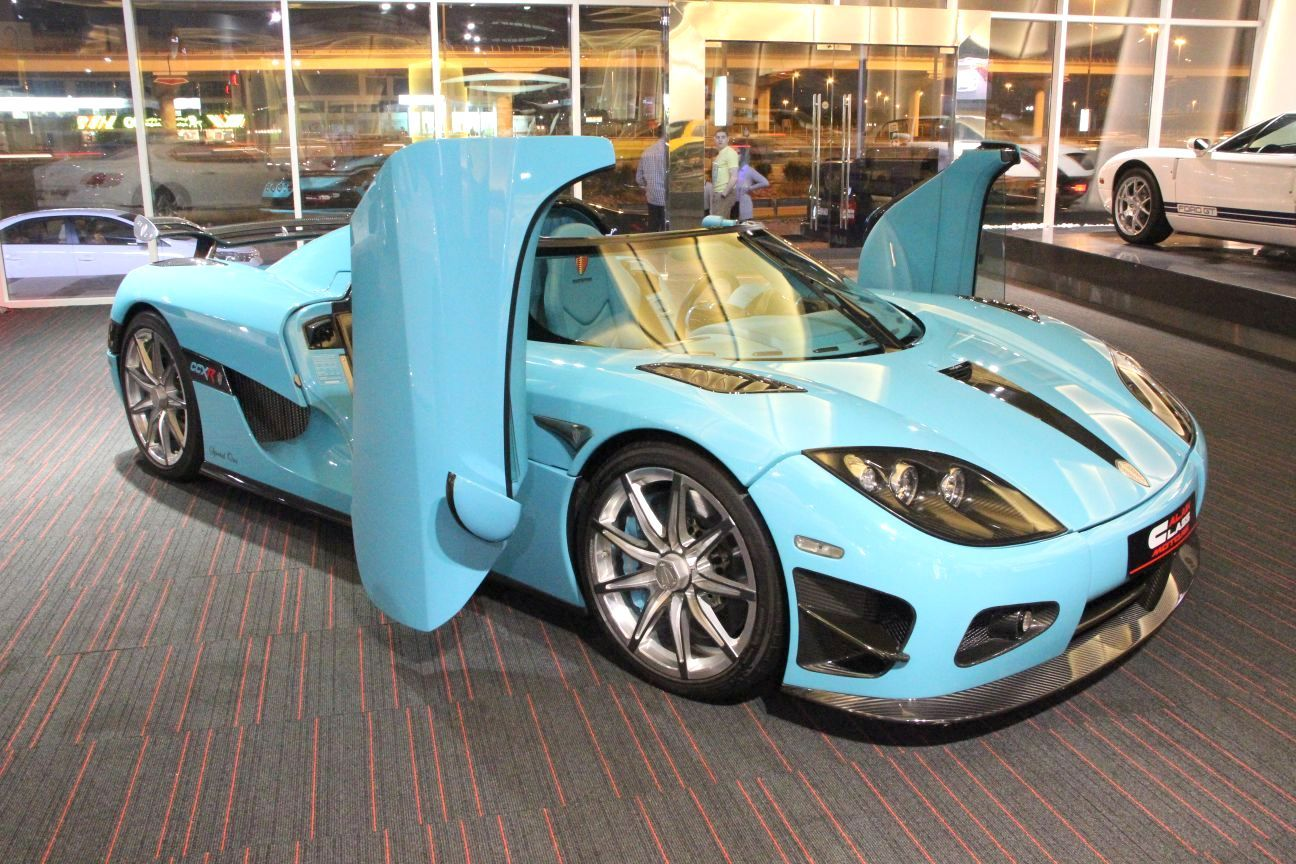 Unique Koenigsegg Ccxr Special One Still For Sale In Dubai