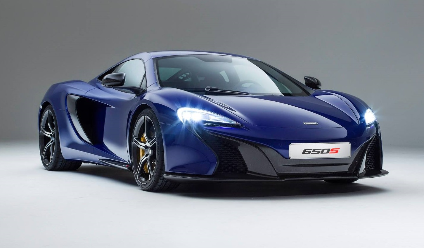 Track-Focused McLaren 650S Could Be On The Cards