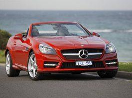 Next-Gen Mercedes-Benz SLK to Receive Hybrid Power
