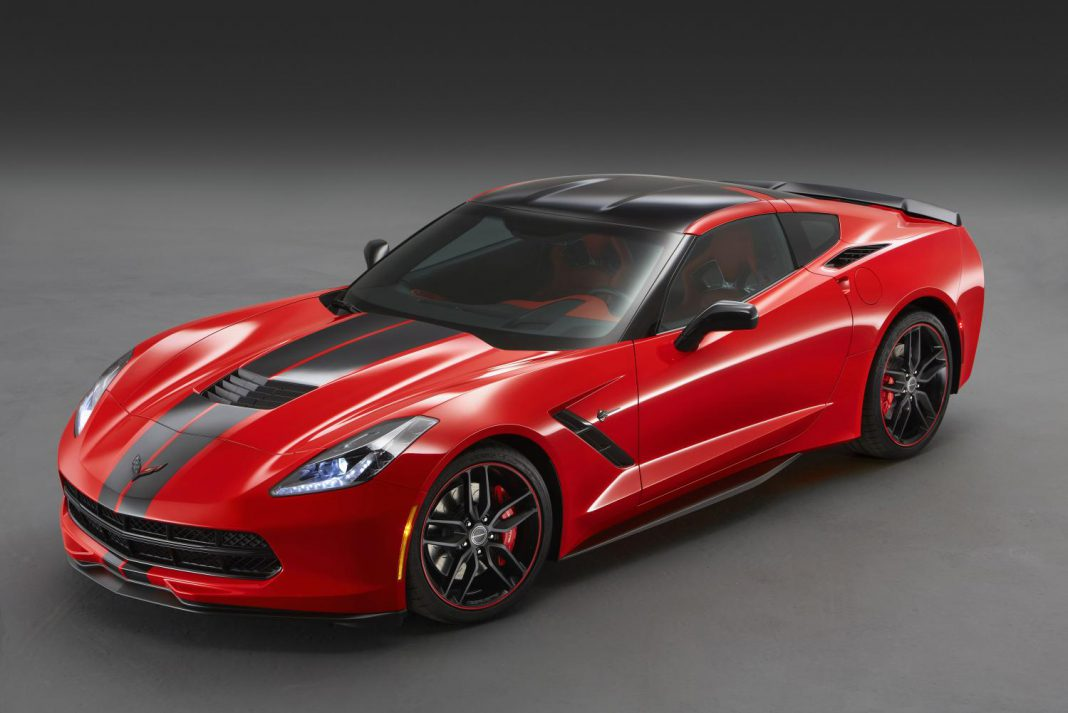 2015 Corvette Stingray Atlantic and Pacific Design Packages