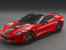 2015 Corvette Stingray Atlantic and Pacific Design Packages