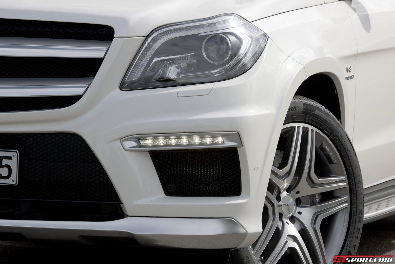 2014 Mercedes-Benz GL 63 AMG Review - GTspirit