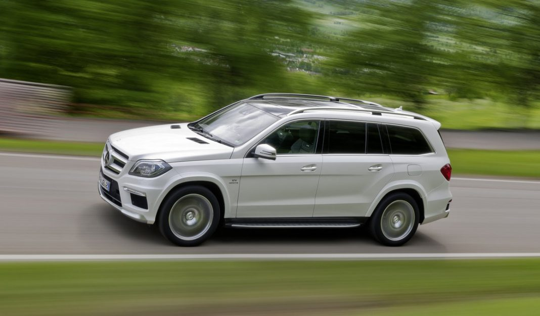 2014 mercedes benz gl 63 amg review gtspirit for Mercedes benz gl amg for sale