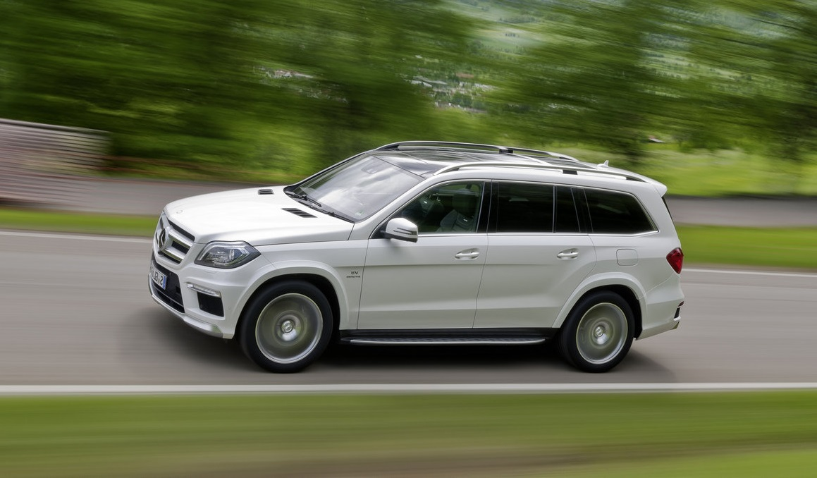 2014 mercedes benz gl 63 amg review gtspirit