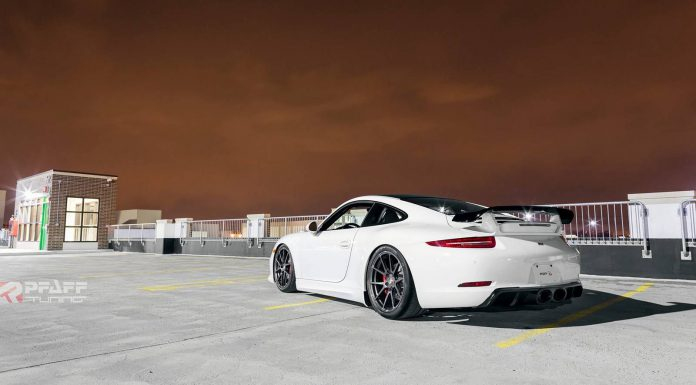 2014 Porsche Carrera S by Pfaff Tuning