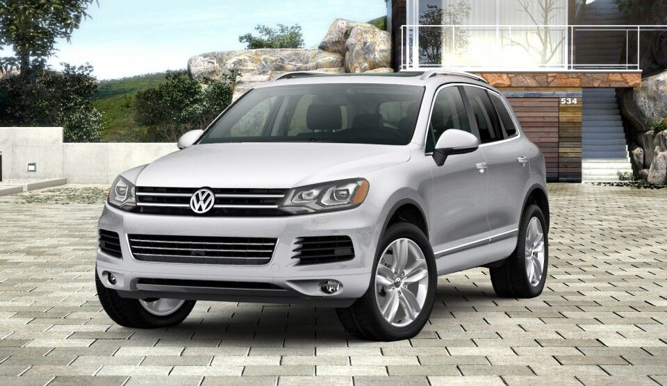 Seven Seat VW Crossover to set Benchmarks