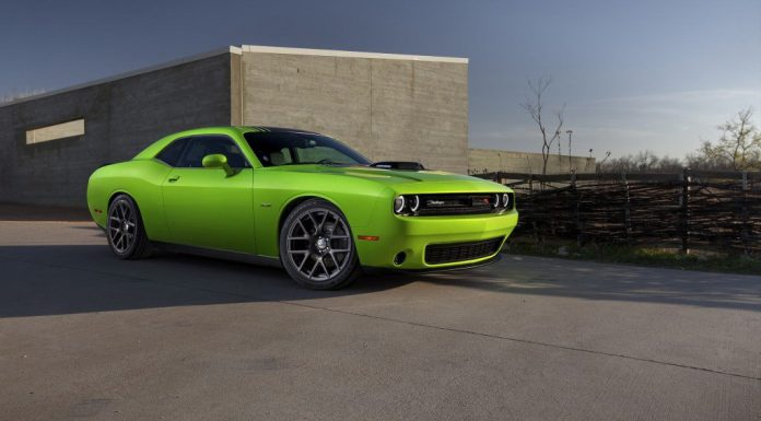 2015 Dodge Challenger Photos Emerge Online
