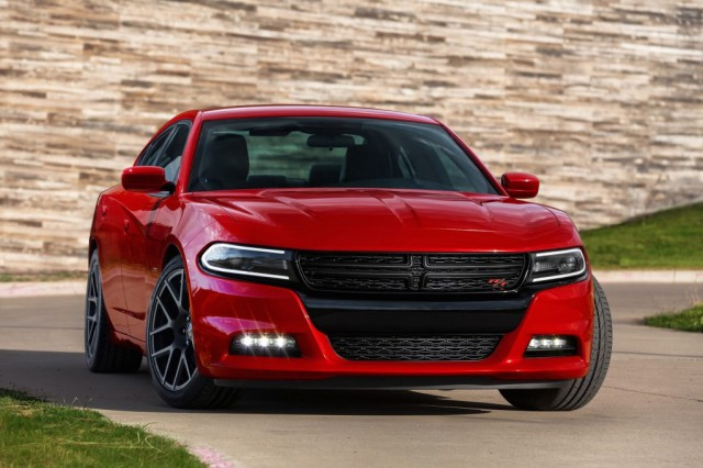Official: 2015 Dodge Charger