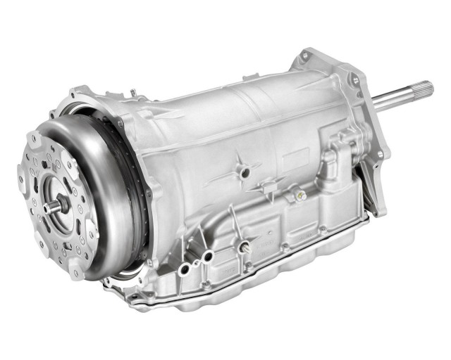 2015 GM AutoTrans 8spdCorvette 0013 640x512 - 8 Speed Auto Transmission detailed for 2015 Corvette Stingray