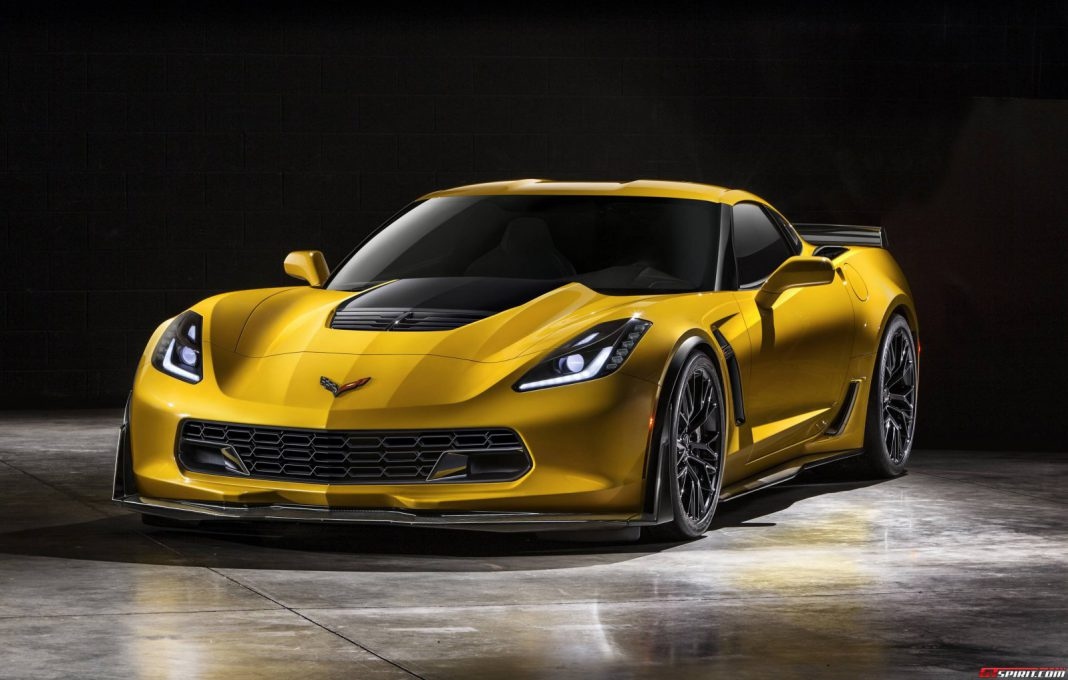 New Chevrolet Corvette Variant Coming to New York Auto Show