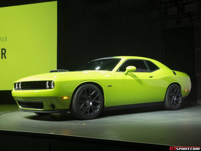 New York 2014: Dodge Challenger