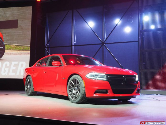 New York 2014: Dodge Charger