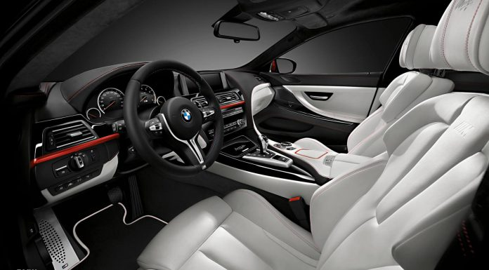 Official: BMW M6 Gran Coupe by BMW Individual