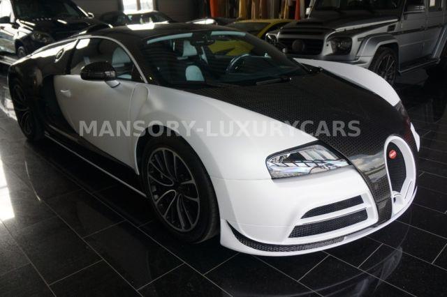 Mansory Bugatti Veyron Vivere For Sale