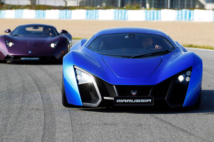 Marussia Stops Building Road Cars But F1 Team Will Survive