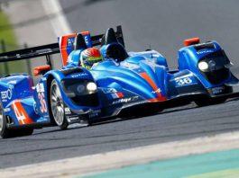 Alpine Returns to European Le Mans Series