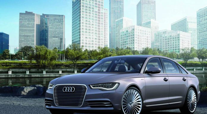 Audi A6 Plug-in Hybrid Confirmed for China