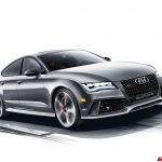 Official: 2015 Audi RS7 Dynamic Edition