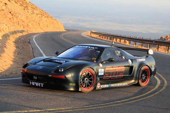 Honda Announces Its Entrants for Pikes Peak 2014