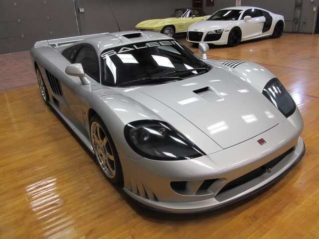 Saleen S7 For Sale >> Upgraded 1 Of 4 Saleen S7 For Sale - GTspirit