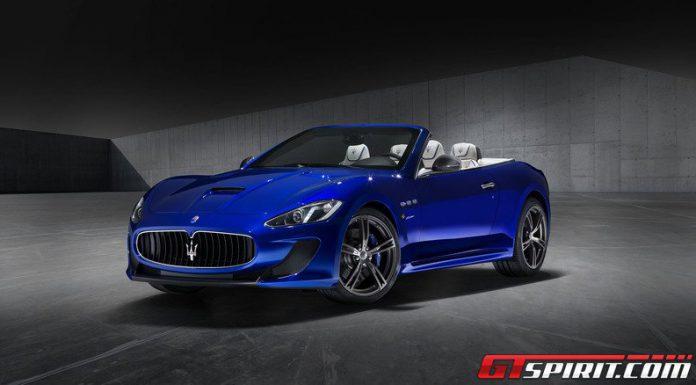 Official: Maserati GranTurismo MC Centennial Edition Coupe and Convertible