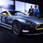 New York 2014: Aston Martin V8 Vantage GT and DB9 Carbon Edition
