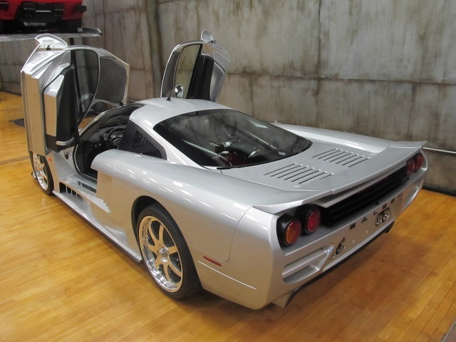 Upgraded 1 Of 4 Saleen S7 For Sale