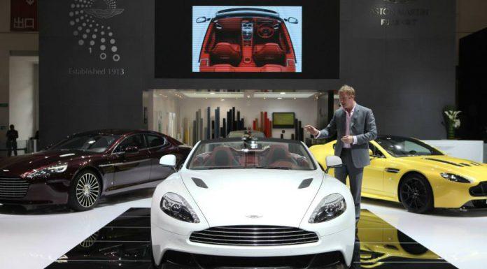 Aston Martin Posts 13 Per Cent Increase in Revenue to £519m