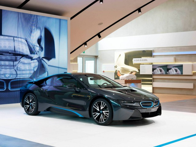 New BMW Brand Store Brussels