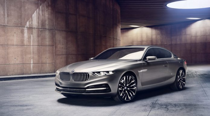 BMW 9-Series Concept for Beijing Motor Show 2014?