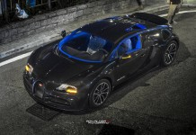 Bugatti Veyron SuperSport Edition Merveilleux
