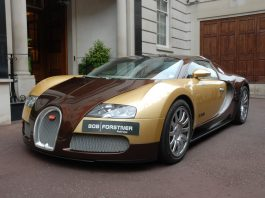 One Of A Kind Bugatti Veyron LeMans Edition Hits the Market