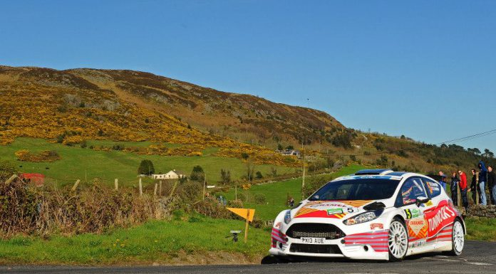 FIA ERC: Circuit of Ireland Rally