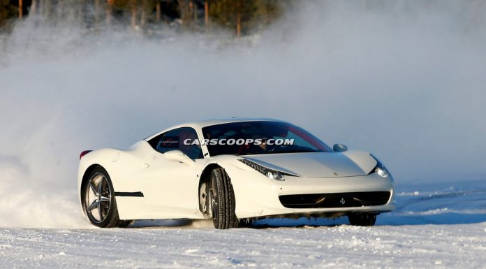 Ferrari 458 Italia Successor to Feature 3.8-liter Twin-Turbo V8?