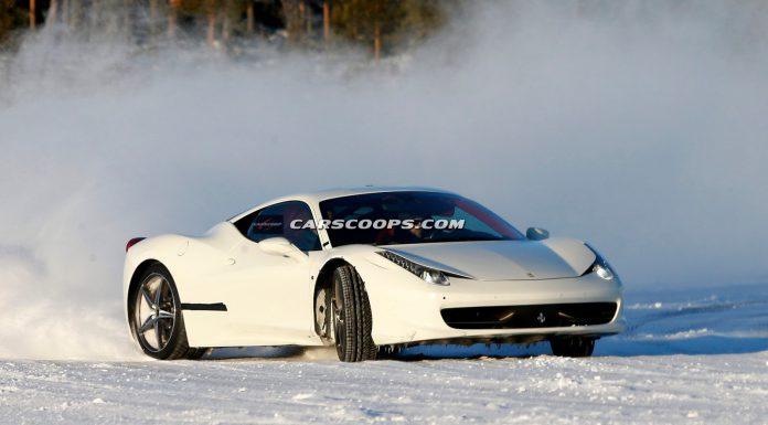 Ferrari 458 Italia Successor to Feature 3.8-liter Twin-Turbo V8?