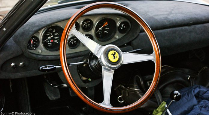 Ferrari Dino 246 GT L-Series Interior