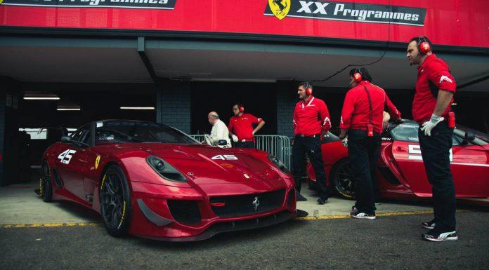 Ferrari Racing Days 2014 - Sydney, Australia