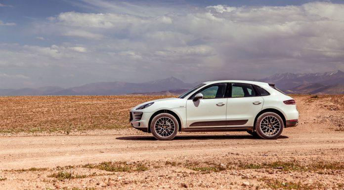 Porsche Macan in Morocco