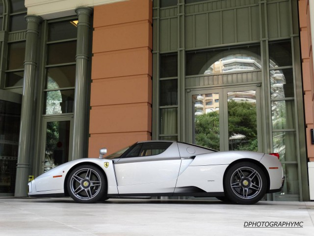 Photo of The Day: Grey Ferrari Enzo