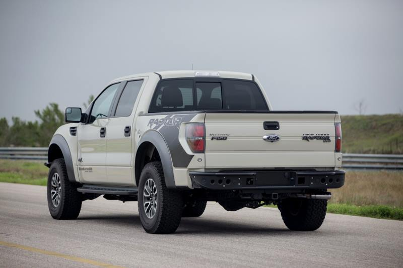 Hennessey Velociraptor800 Twin Turbo Is Insane Gtspirit