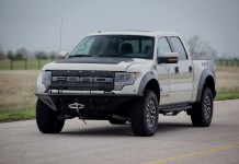 Hennessey VelociRaptor800 Twin Turbo