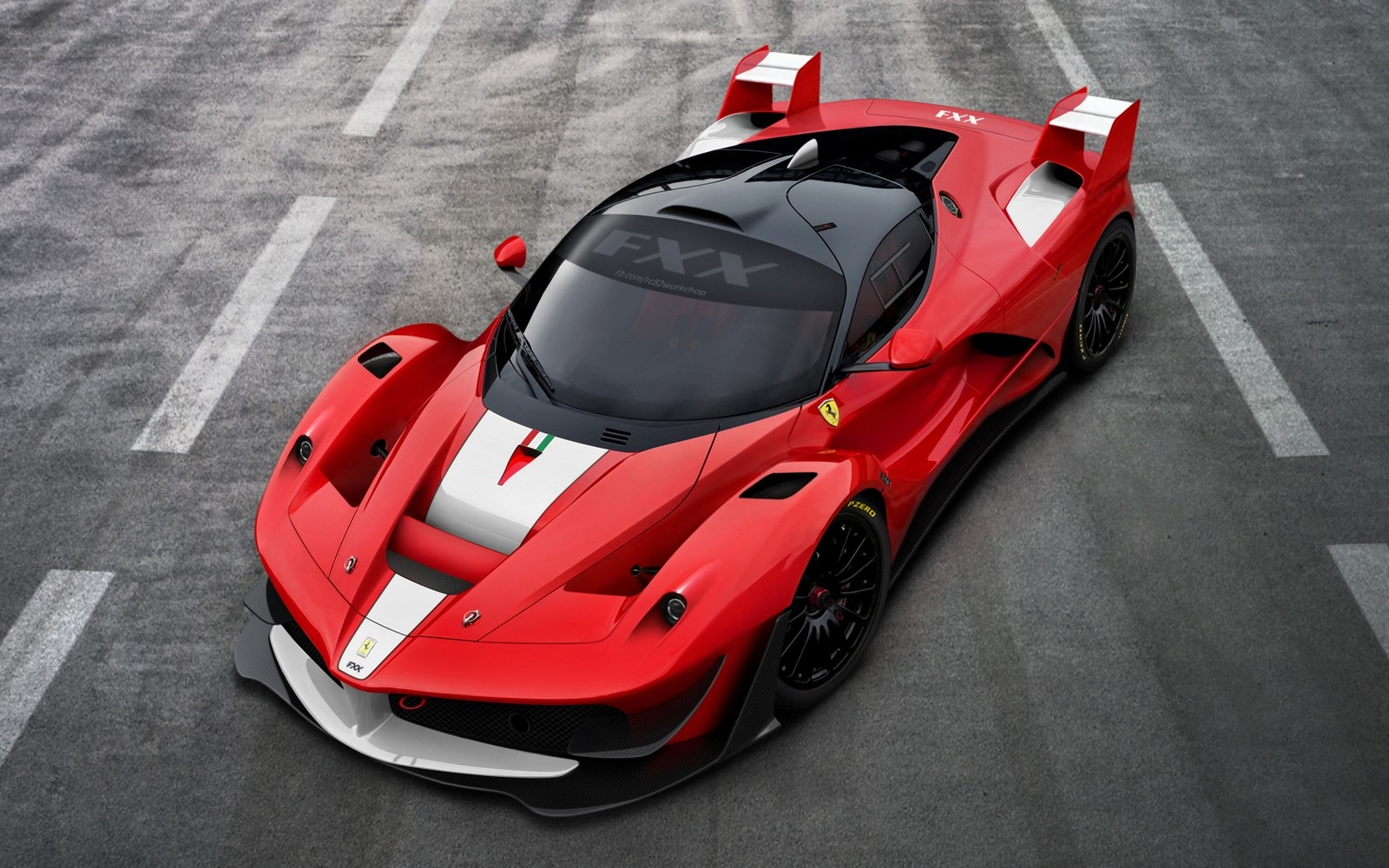 extreme laferrari xx confirmed for next year gtspirit. Black Bedroom Furniture Sets. Home Design Ideas