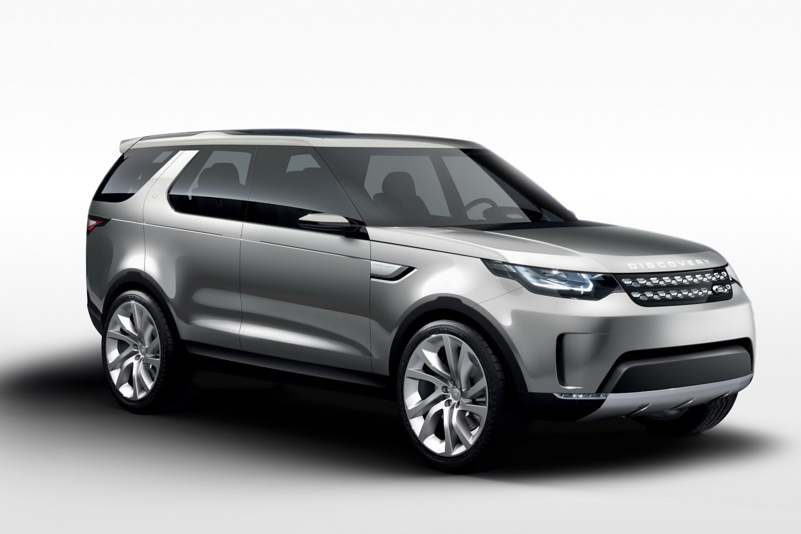 official land rover discovery vision concept gtspirit. Black Bedroom Furniture Sets. Home Design Ideas