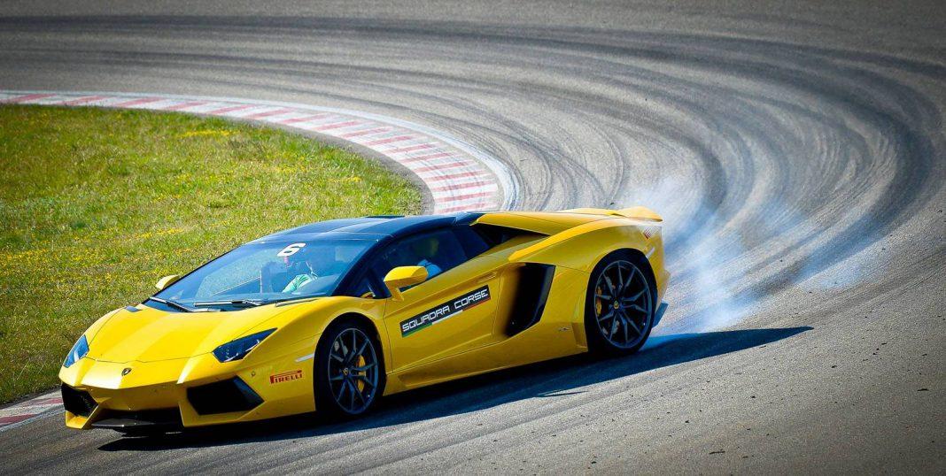 Lamborghini Squadra Corse Track Event in Baden-Baden, Germany