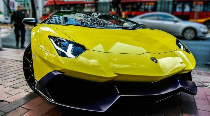 Lamborghini Aventador LP720-4