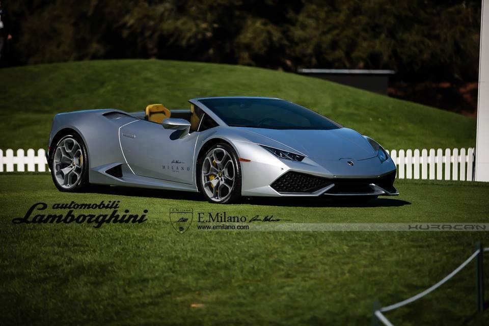 Render: Lamborghini Huracan LP610-4 Spyder by E.Milano - GTspirit