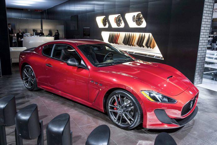 Maserati at the New York Auto Show 2014