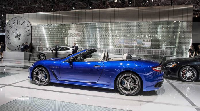 Maserati at the New York Auto Show 2014